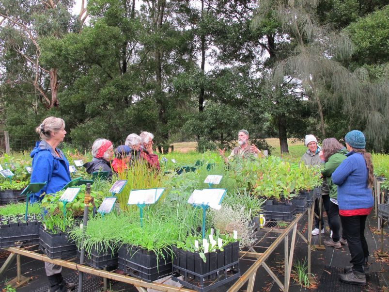 Autumn Tours: Otway Greening - 14th April Cancelled